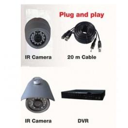 PAKET CCTV 4CH
