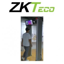Metal Detector With Thermal Imager
