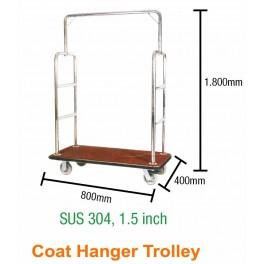 Coat Hanger Trolley