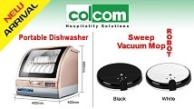 Colcom Robot & Dishwasher