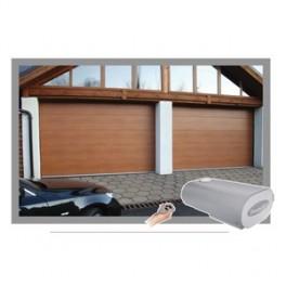 Sectional Residential Door